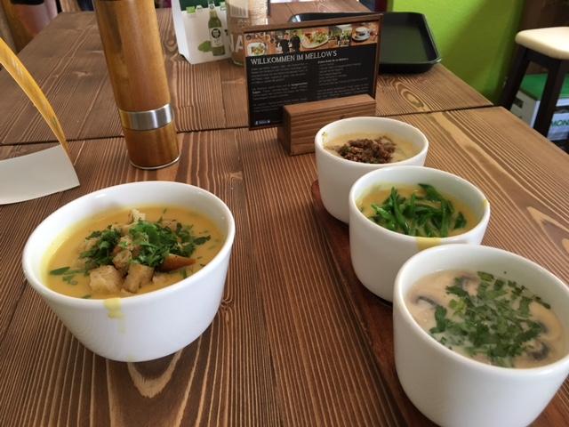 Diese Suppen machen satt, garantiert, Foto (c) Beate Krämer