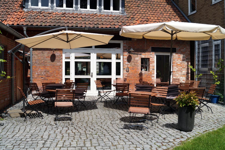 Terasse Café Charlottenburg