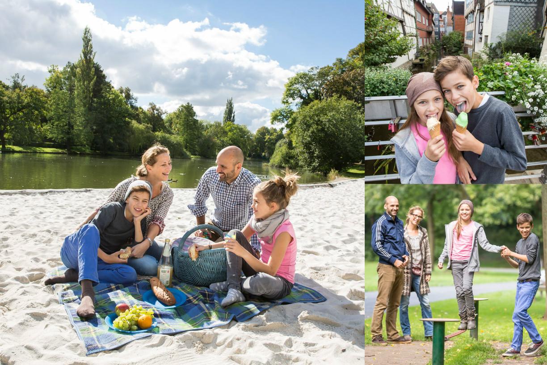 Foto: So macht Wolfenbüttel auch mit Kids Spaß / Stadt WF, Christian Bierwagen