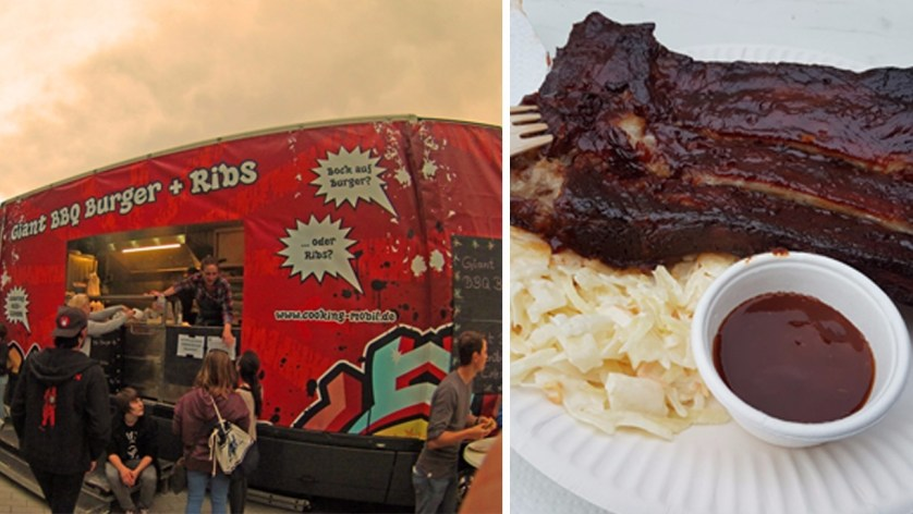 aboutcities_Wolfsburg_Foodtruck und Spareribs