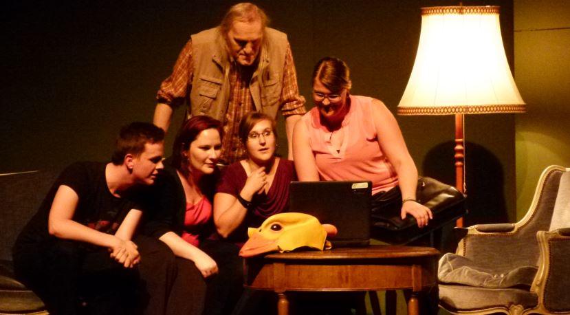Theater in Lingen anatidaephobie_1