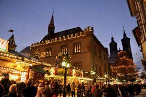 Weihnachtliches Göttingen