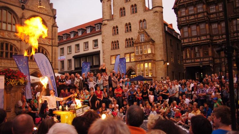 Pflasterzauber Hildesheim