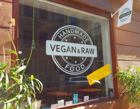 Vegan & Raw in der Nordstadt