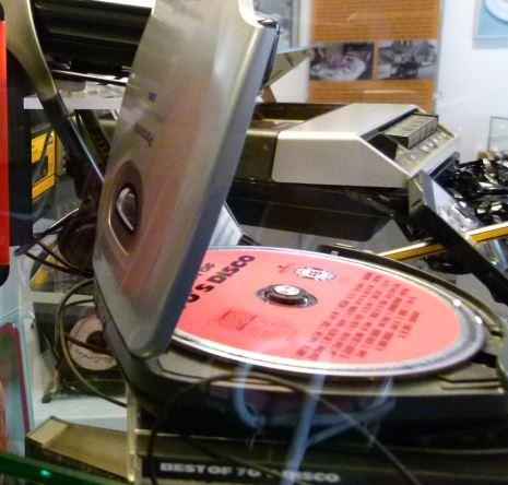 CDs sind wirklich schon wieder out?