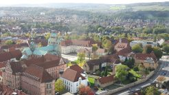 Eine herrliche Aussicht auf das UNESCO-Welterbe Dom (c) Keno Hennecke