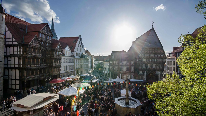 Weinfest Hildesheim © Geoffrey May
