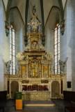 Eigentlich sollte dieser Altar in Prag stehen. Gerhard Fink erzählt seine Geschichte.
