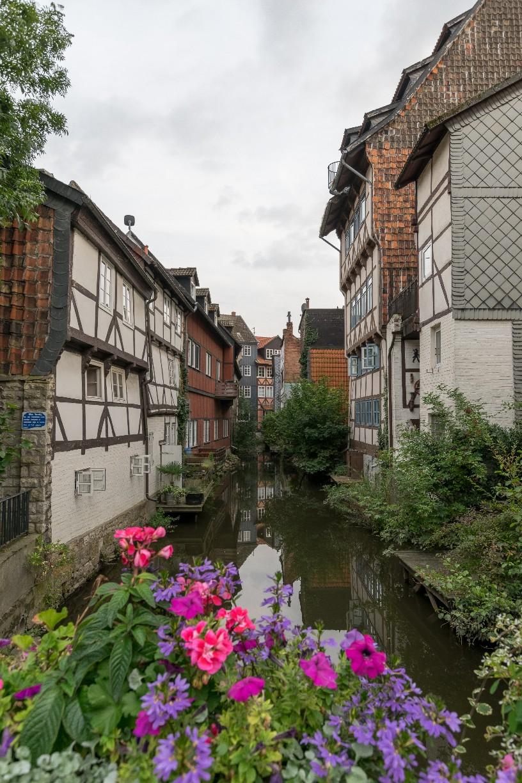 Klein Venedig - der Rest des alten Grachtensystems in der Altstadt