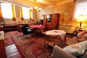 Emma Wredes Wohnzimmer im Gifhorner Kavalierhaus