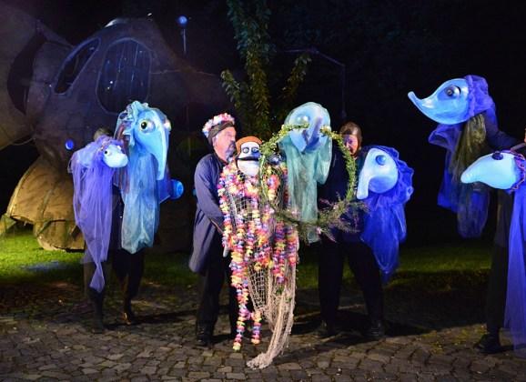 Die versunkene Stadt – ein einmaliges Open-Air-Theater-Event in Hann. Münden!