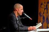 Benjamin von Stuckrad-Barre liest beim Göttinger Literaturherbst 2016 - auch erst ist 2018 wieder dabei