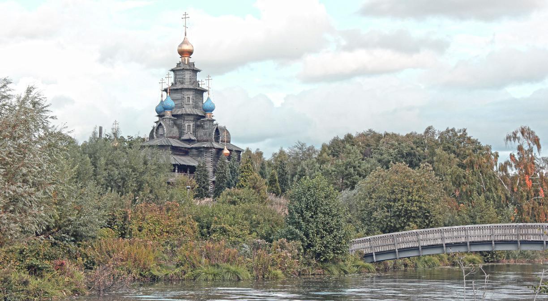 Russisch-Orthodoxe Holzkirche Gifhorn