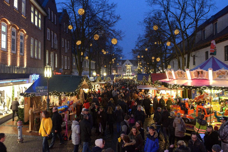 Weihnachtsmärkte in Niedersachsen