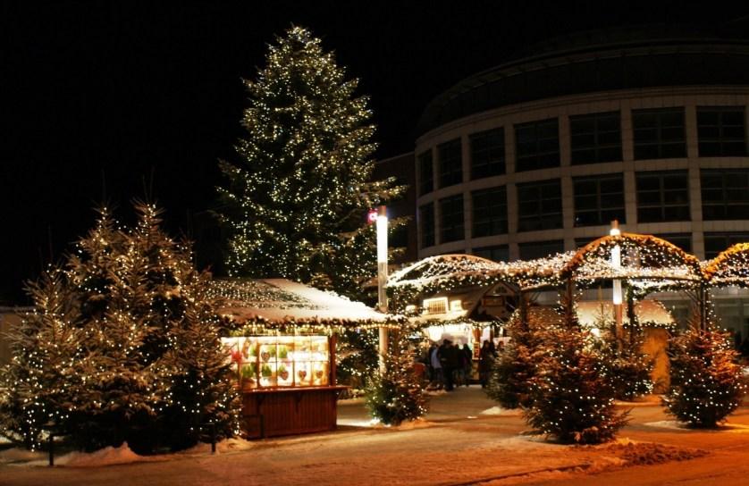 Weihnachten am Meer Wilhelmshaven