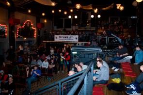 Super Bowl Party im Kulturzentrum Pumpwerk in Wilhelmshaven - traditionell von den Jade Bay Buccaneers ausgerichtet | Foto: Jade Bay Buccaneers