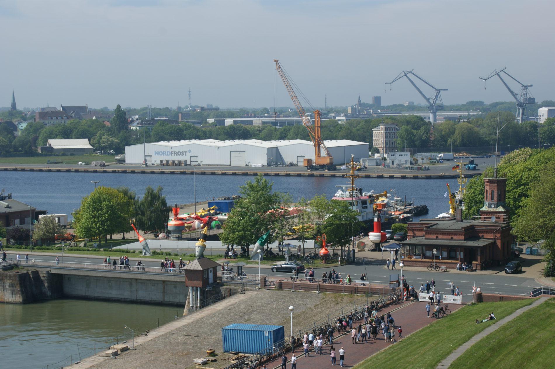 Riesenrad Wilhelmshaven
