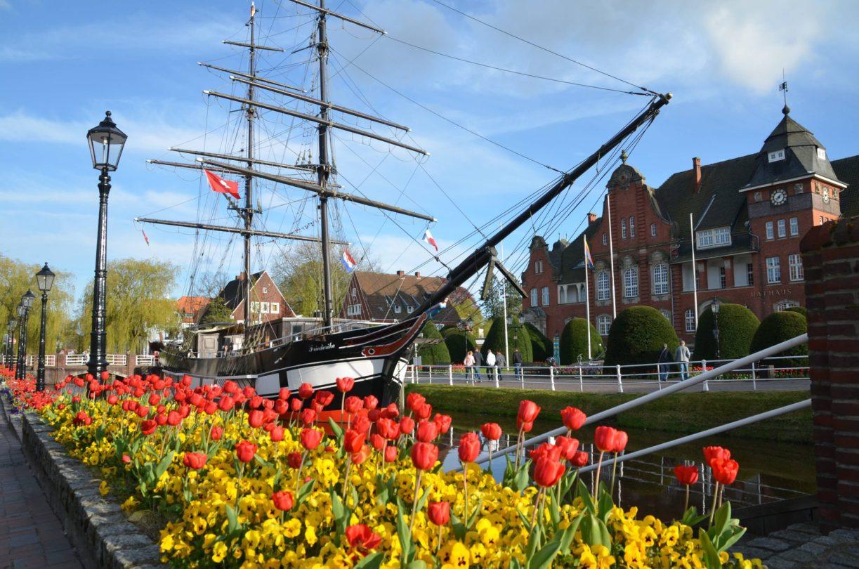 Blumenschau 2019 in Papenburg