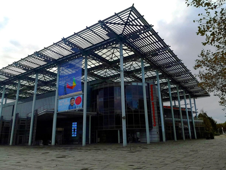 Kunstmuseum Wolfsburg Außenansicht
