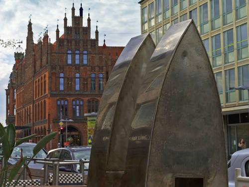 Kunst im öffentlichen Raum Hannovers