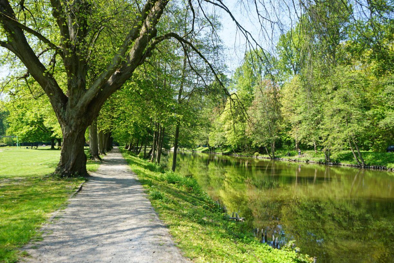 Wilhelmshaven - die grüne Stadt am Meer