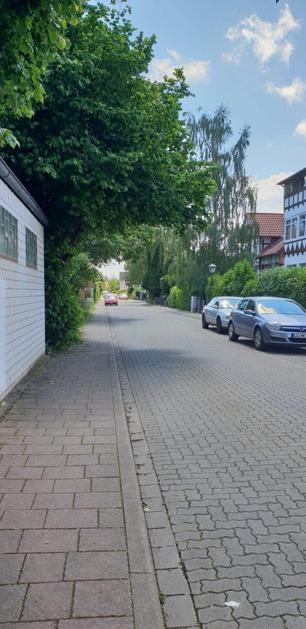 Der Alte Weg in Wolfenbüttel
