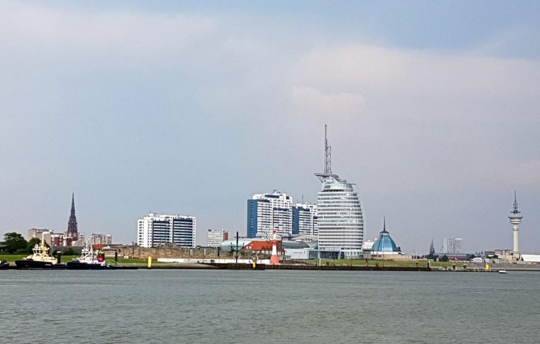 Skyline Bremerhaven (c) Tanja Albert