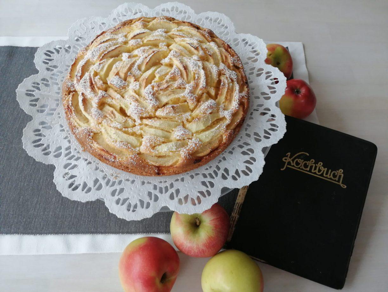 Rezepte aus Niedersachsen: Stader Apfelkuchen mit Äpfeln aus dem Alten Land