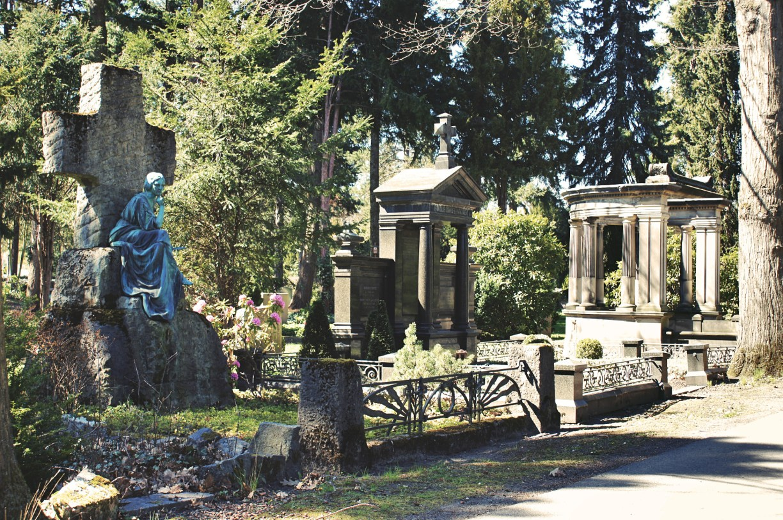 Besondere Parks und Grünanlagen: Der Hildesheimer Nordfriedhof