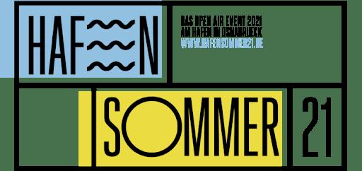 Logo des HafenSommer21 Festivals
