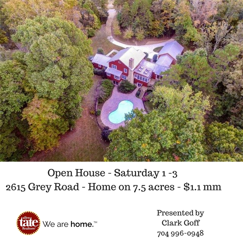 Open House - Saturday 1 -3 (2)
