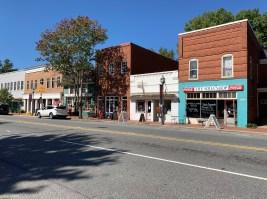 Main Street Davidson NC