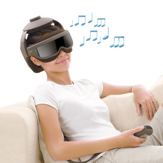 Eye Massagers and More For Dry Eyes