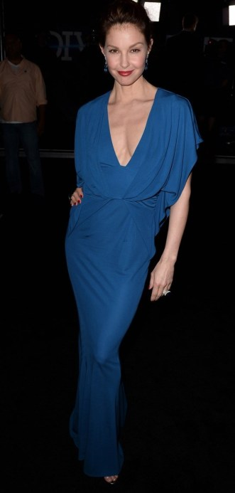 Ashley Judd Are 'Divergent' Women in L.A.!