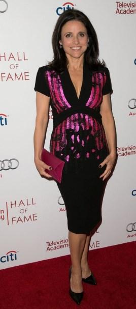 Julia Louis-Dreyfus - Hall of Fame Gala