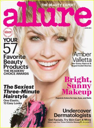 'Allure' June 2014