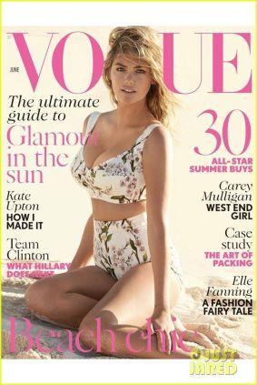 British Vogue's June 2014