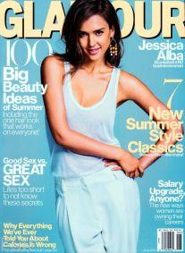 Glamour Magazine United States June 2014