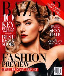 Harper's Bazaar June 2014