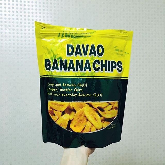 Davao Banana Chips