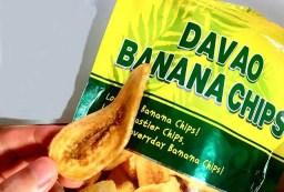 Davao's long-cut banana chips