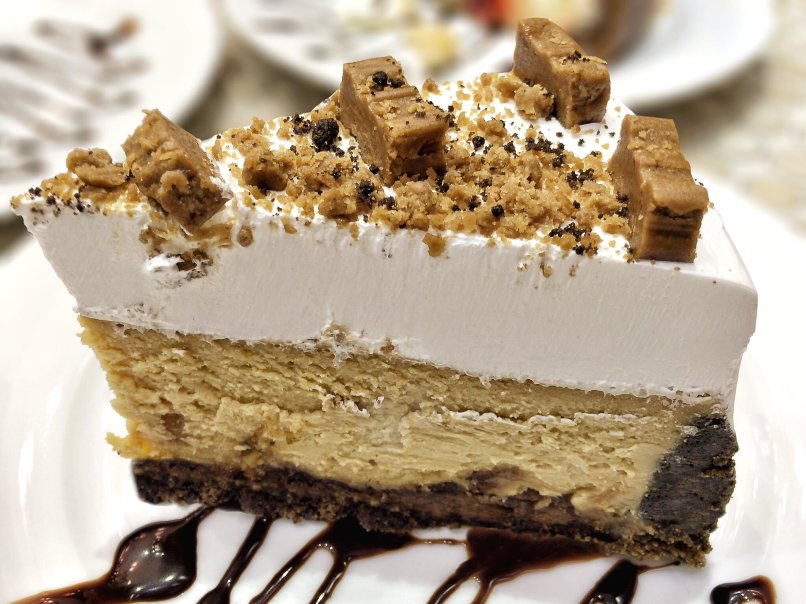 Chocnut Oreo Cheesecake