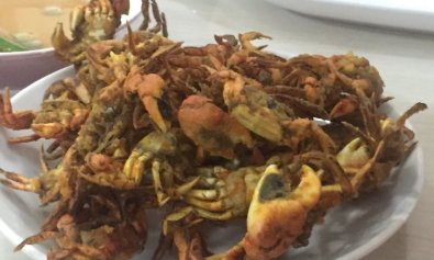 Crispy Crablets, Pinoy Style