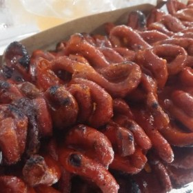 Isaw (Filipino intestines)