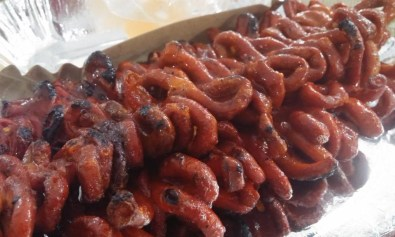 Isaw (Filipino intestines)