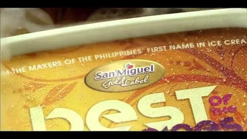 San Miguel Gold Label