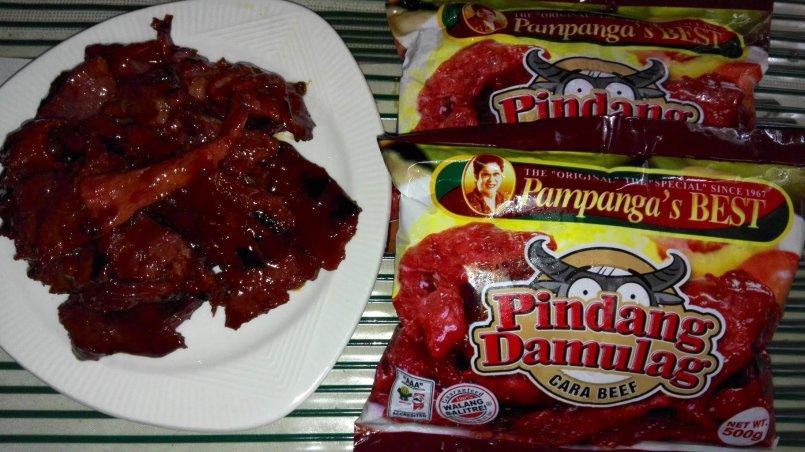 Pampanga's Best: Pindang Damulag