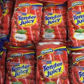 Purefoods Tender Juicy Hotdog