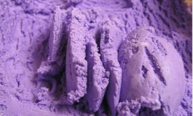 Purple Ice Cream