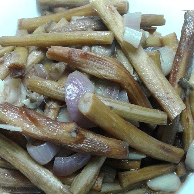 Takway vegetable of Capiz